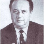 Лафер Рудольф Израилевич (1934-1997)-главный конструктор первой в мире ПЛ с ЭХГ