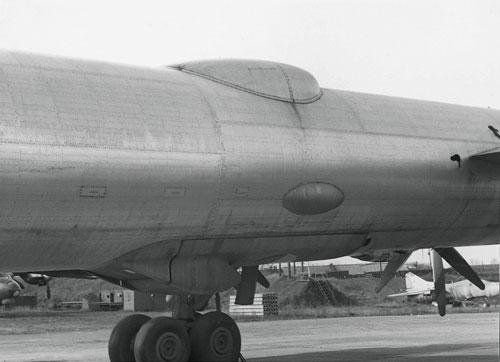 Самолёт с ядерной энергетической установкой