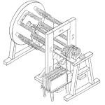 Первый в мире пригодный для практического применения электродвигатель
