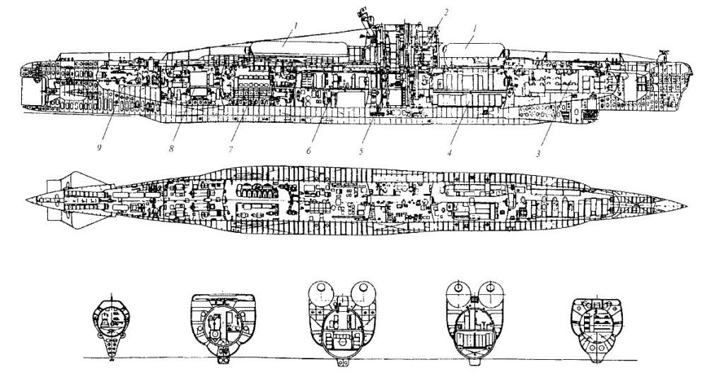 лодки с эхг