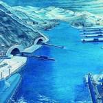 Скальные (подземные) укрытия для атомных подводных лодок. История создания. Воспоминания генерал-майора В.И.Манойлина