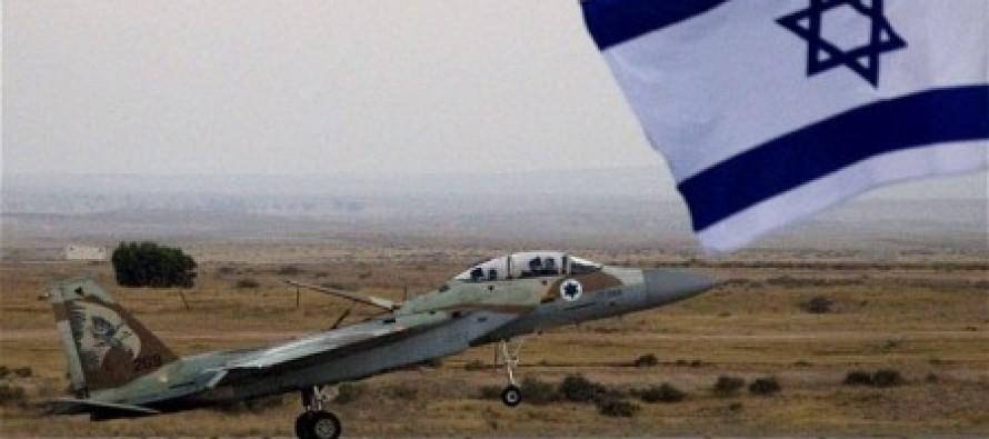 Истребитель F-15Игл