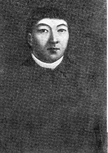 М.И. Сердюков. Портрет маслом. Позднейшая репродукция