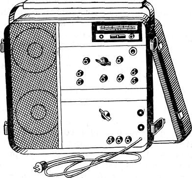 Переносная трансляционная установка ПТУ-10
