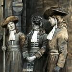 «Человек в железной маске» — кто он?