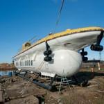 Экскурсионный подводный аппарат «Нептун» проекта 19730 «Ихтиандр»