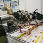 Действующая модель комбинированного воздушно-реактивного двигателя для воздушно-космического самолёта. Инициативная разработка российских военных