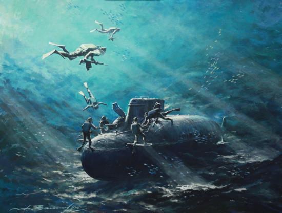 средства гпд подводных лодок