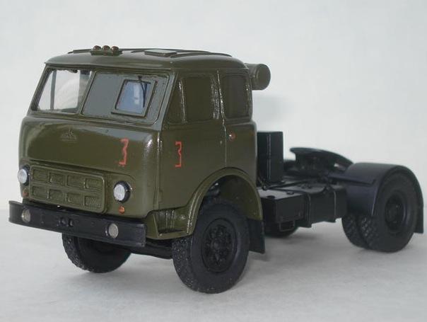 Модификация МАЗ-504