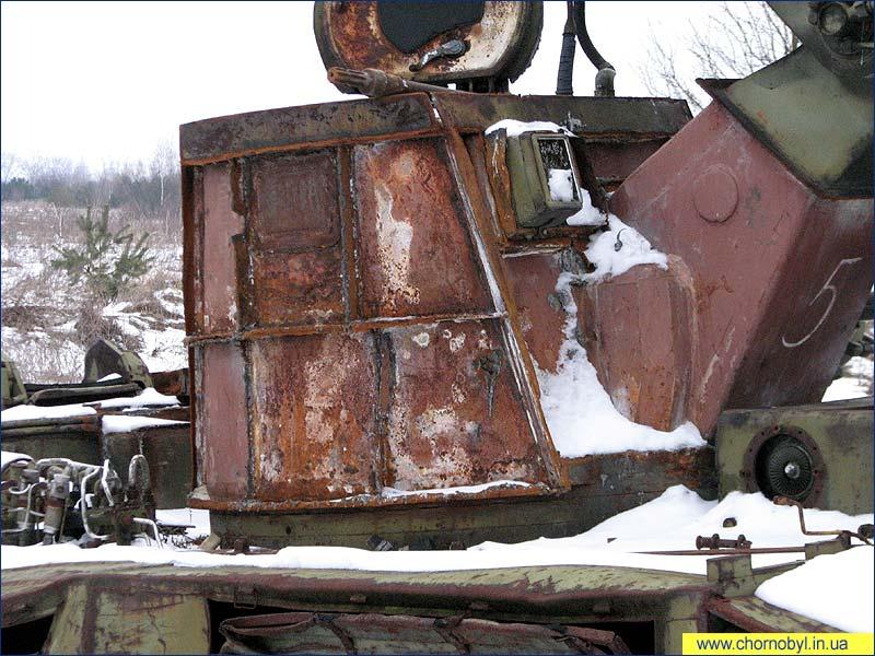 Модификация инженерной машины разграждения ИМР-2В «Сотник» (предположительно)
