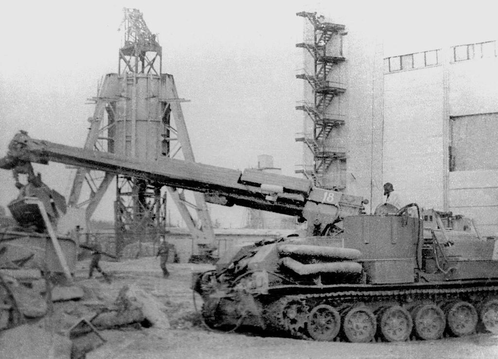 Модификация инженерной машины разграждения ИМР-2Д «Тысячник»