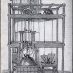 Создание первой в мире универсальной паровой машины