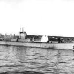 «Краб» — первый в мире подводный минный заградитель