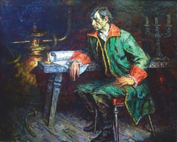 К.Ф. Борунов, 1972 г. Иван Ползунов