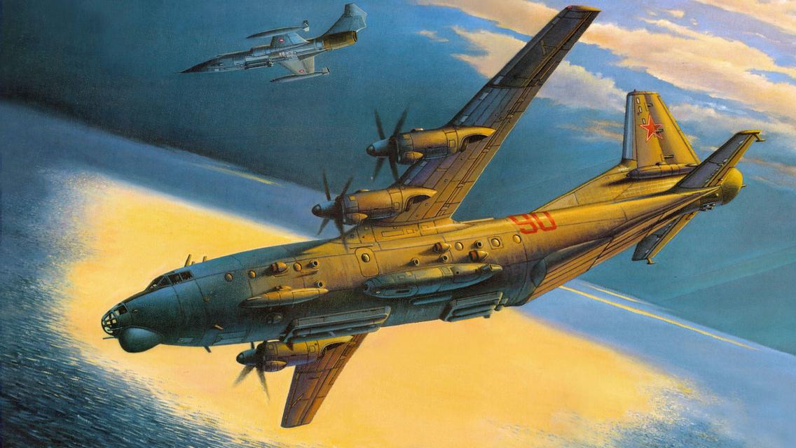 Ан-12БК-ППС
