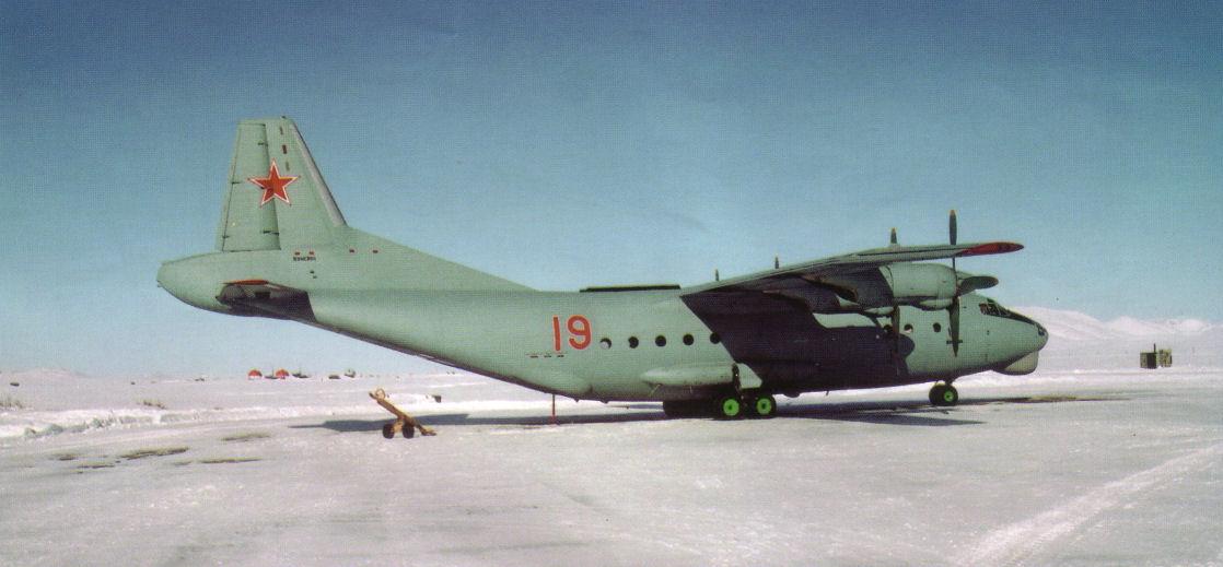 Ан-12ПП
