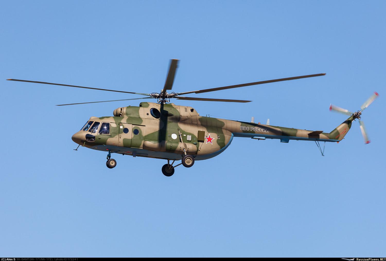 Ми-8МТПР1