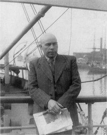 Г.А. Ушаков. 1940-е гг.