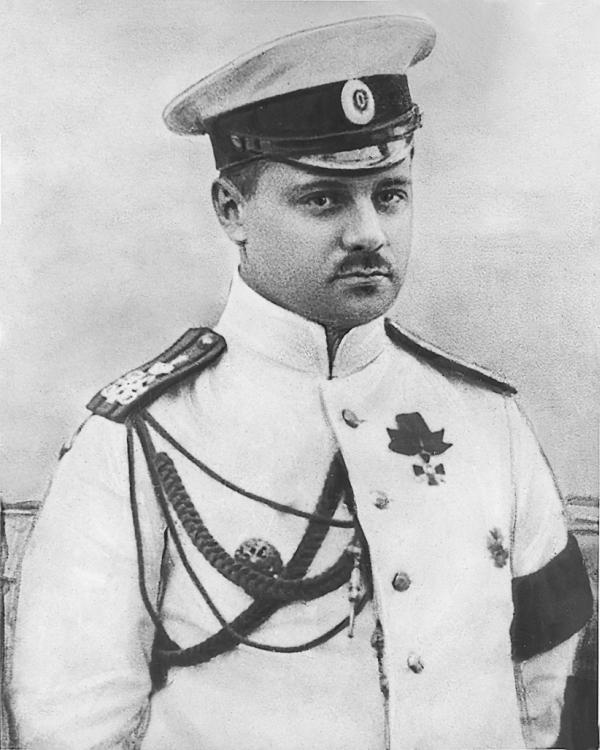 Борис Андреевич Вилькицкий