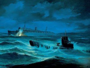 Уничтожение кораблей и судов