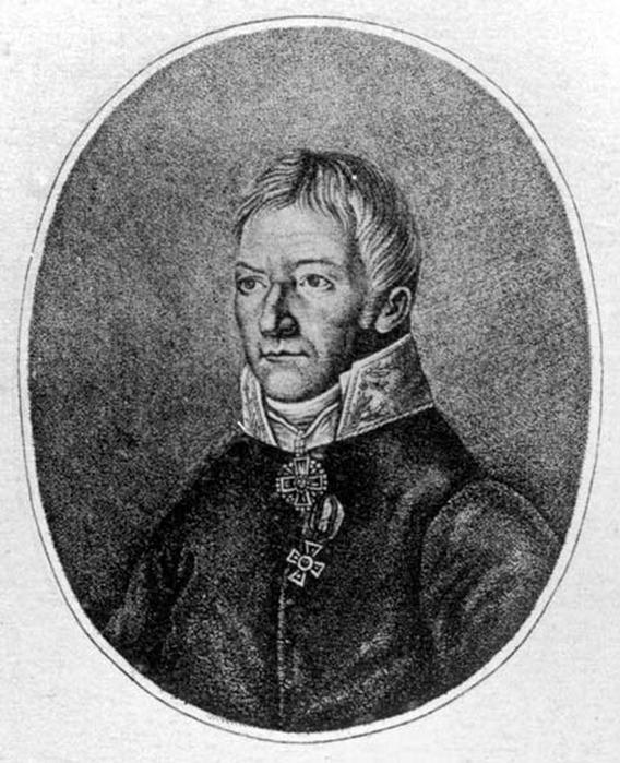 В.М. Севергин (1765-1826)