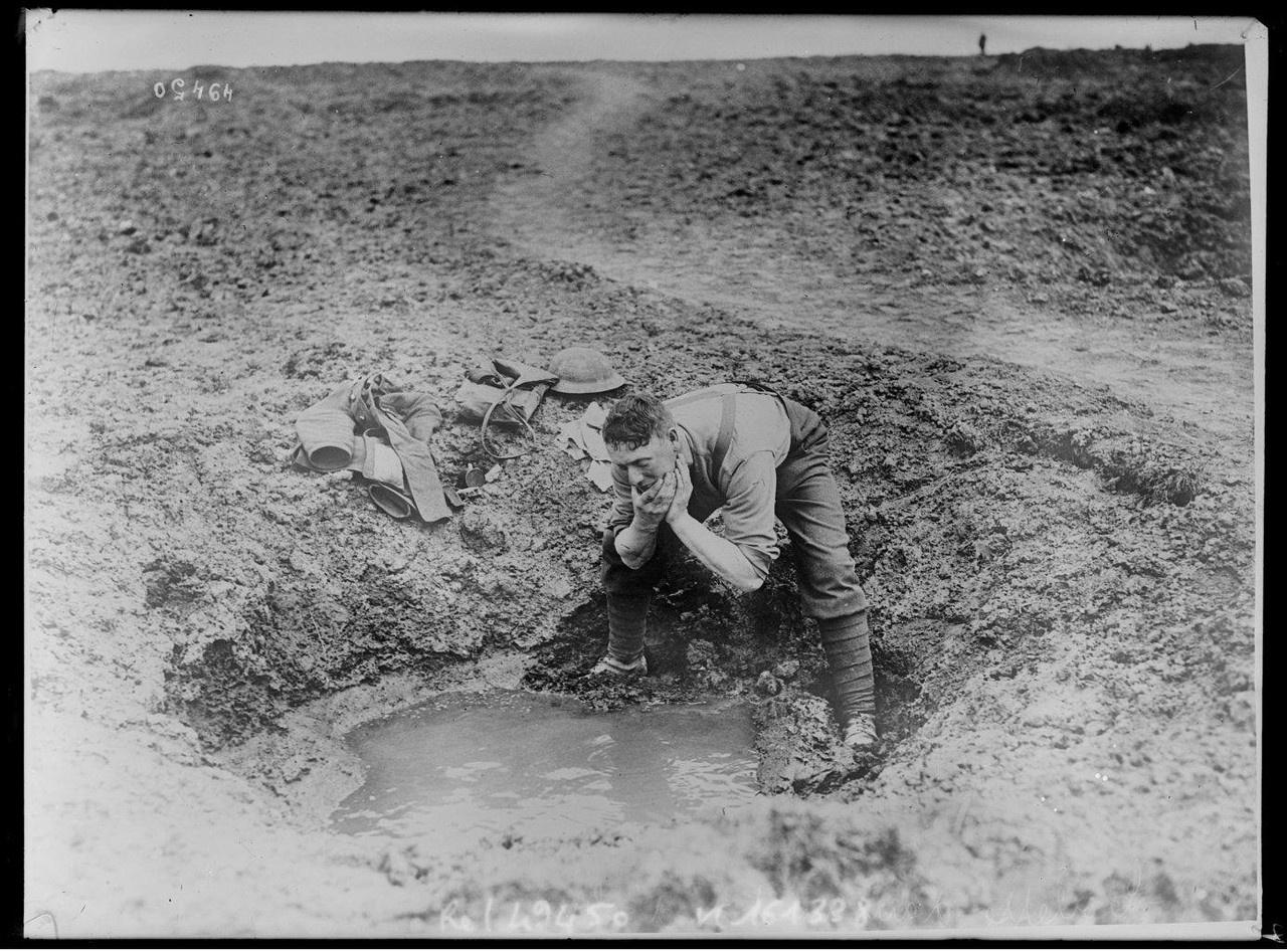 Обувь солдат Первой Мировой Войны