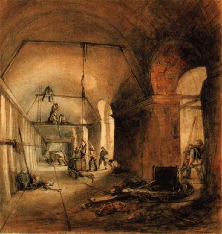 Тунель под Темзой