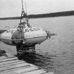 Создание сверхманёвренного обитаемого подводного аппарата ОСА-3-600