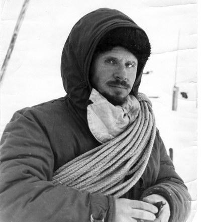 Игорь Алексеевич Золотников (1926-2010), автор гипотезы о существовании подледниковых озёр в Антарктиде