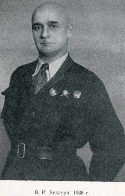 Владимир Иванович Бекаури