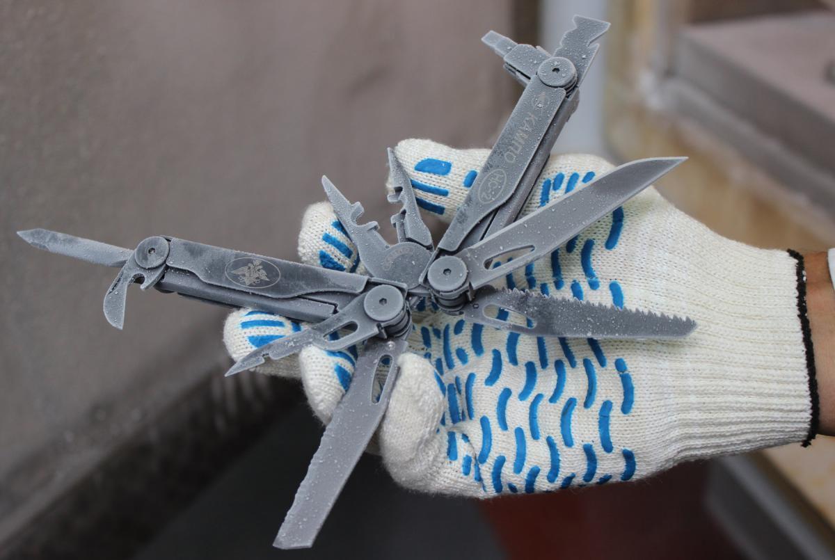 Нож НС-2