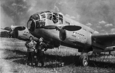 Трофейный Si-204 «Зибель»