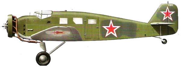 W.34 ВВС РККА