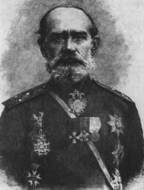 Гадолин Аксель Вильгельмович (1828—1892)