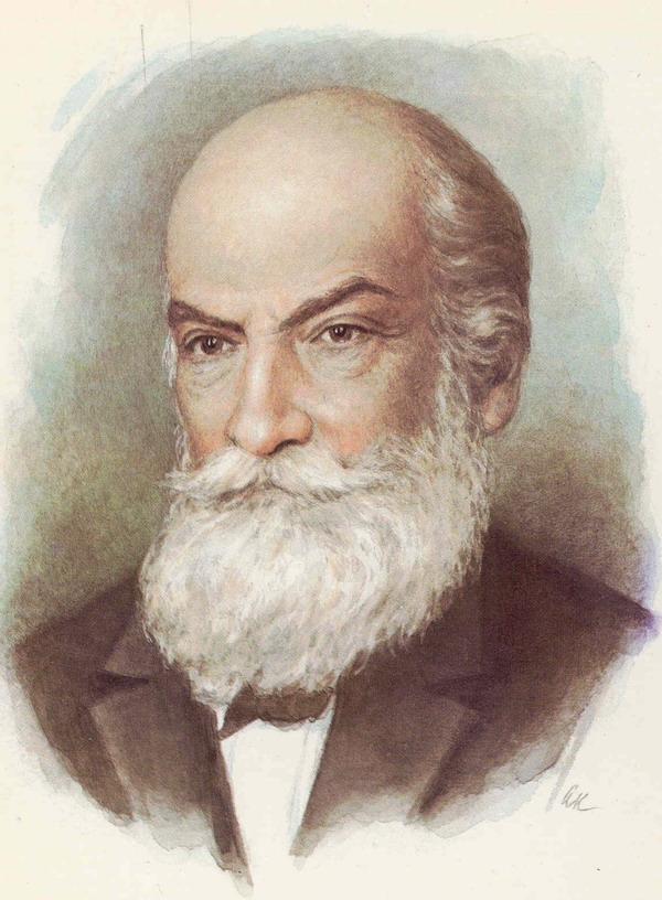 Жуковский Николай Егорович (1847— 1921)