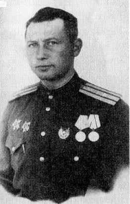 Майор Иванченко И.М. 1945 год. Война с Японией