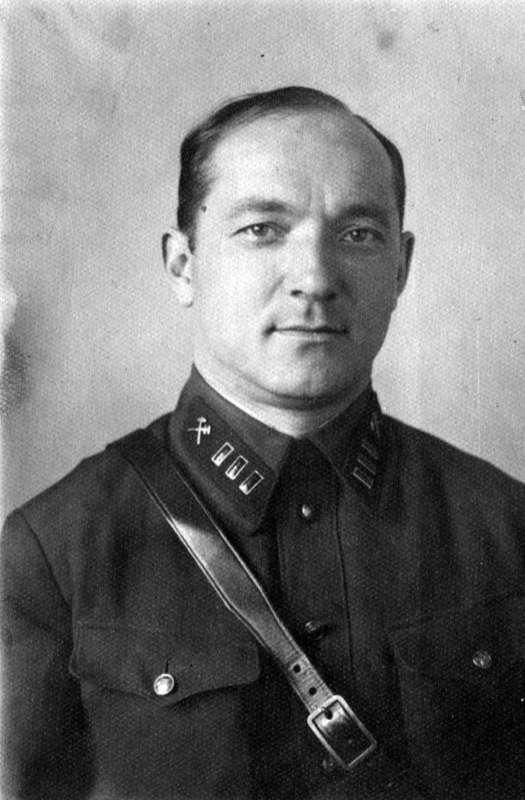 Лангемак Георгий Эрихович (1898—1938)