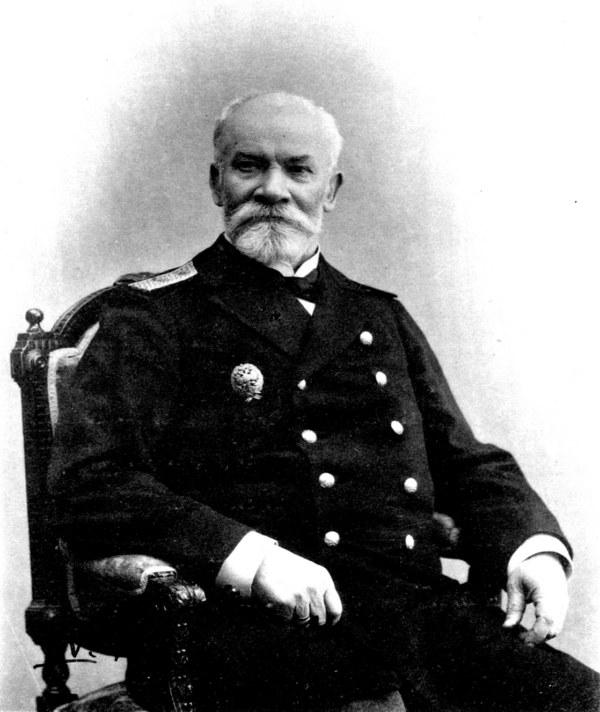 Чернов Дмитрий Константинович (1839—1921)