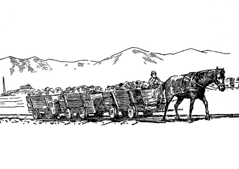 Чугунная дорога Фролова