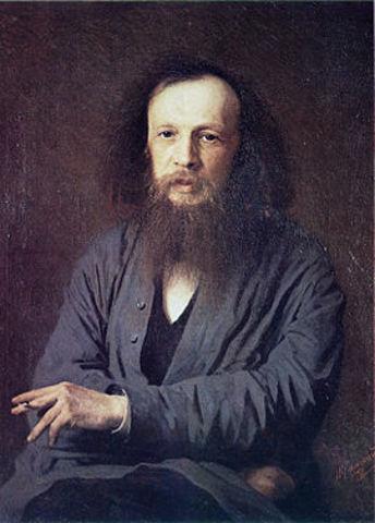 Менделеев Дмитрий Иванович (1834— 1907)