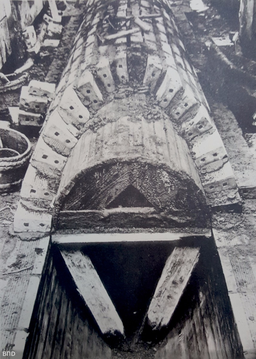 Строительство канализационного тоннеля в Москве (1893-1898 гг.)