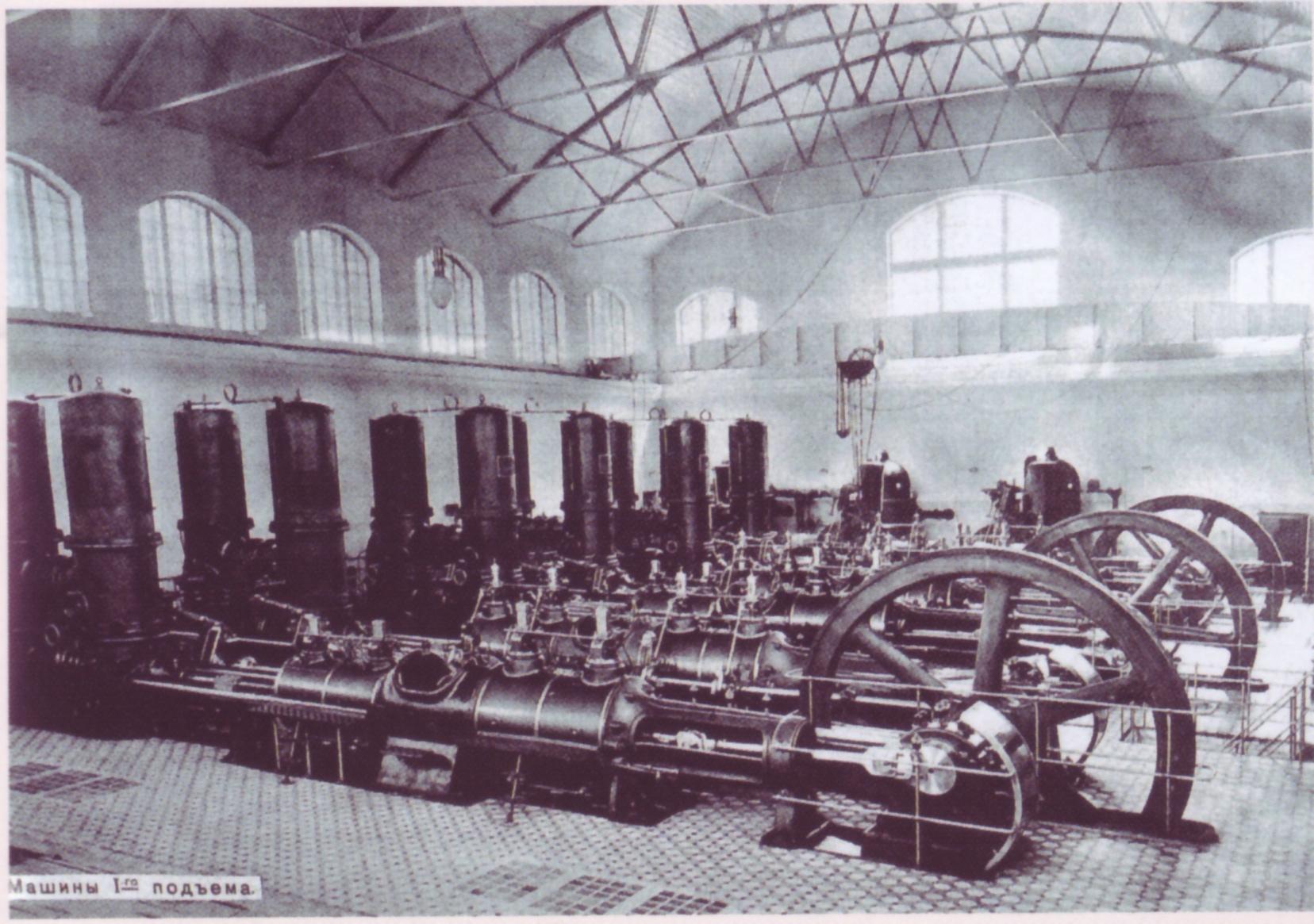 Самарская городская водопроводная станция (конец XIX века)