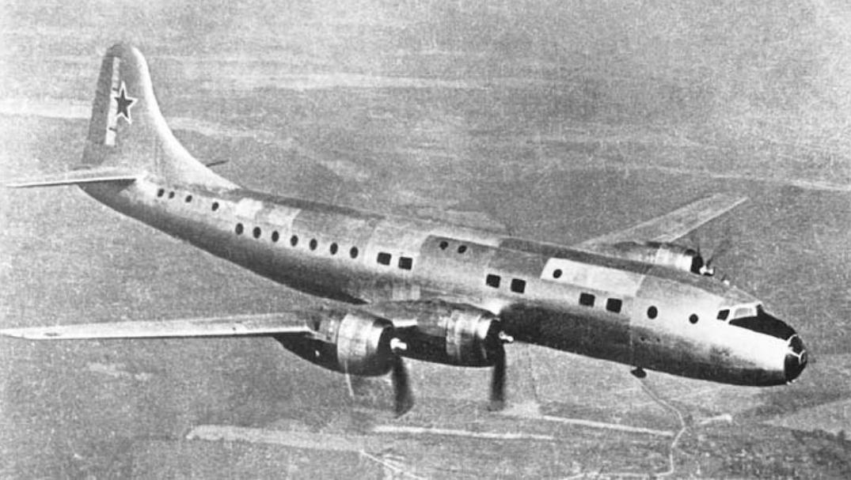 Пассажирский самолёт Ту-70