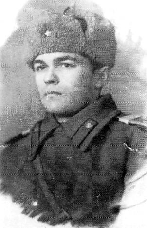 Всеволод Николаевич Зрелов, курсант военного училища