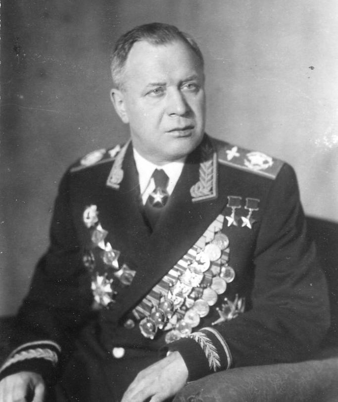 Главный маршал авиации А.А. Новиков