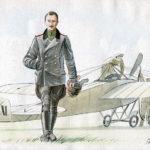 Зарождение высшего пилотажа: петля Нестерова (мёртвая петля)