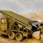 Создание и боевое использование ракетного оружия