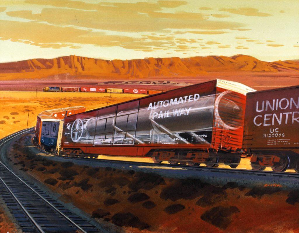Мобильные ракетные комплексы США