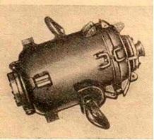 Общий вид передающей камеры на резистроне «Ингатлас-4»