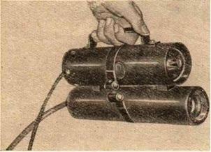 Миниатюрная подводная камера фирмы ИБАК